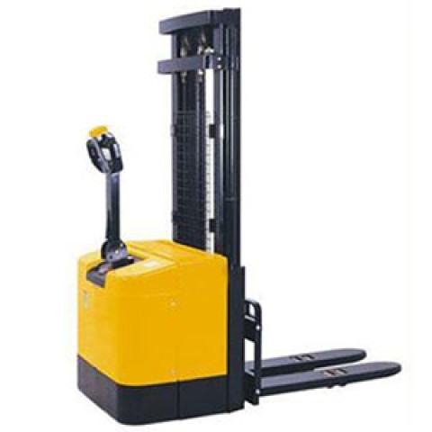 Powered Fork Stacker