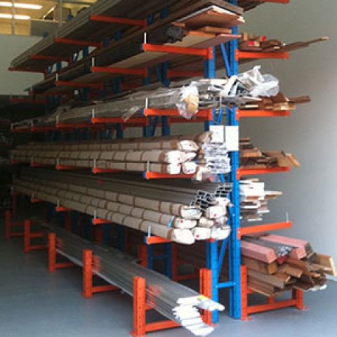 Rack Type Cantilever Racking