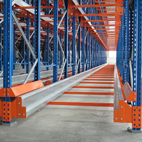 Radio Shuttle Racking