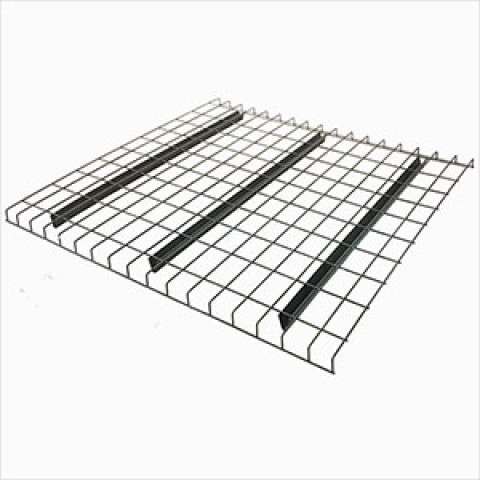 Step Style Wire Decking