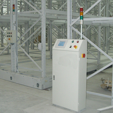 Electrical Mobile Pallet Racking